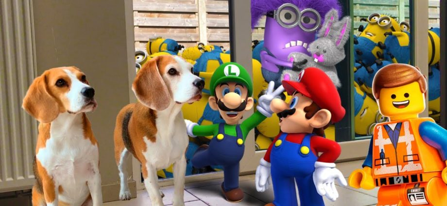 ⭐💜Best of the Minions , Mario And Lego In Real Life Compilation 💜⭐ Amazing Surprise