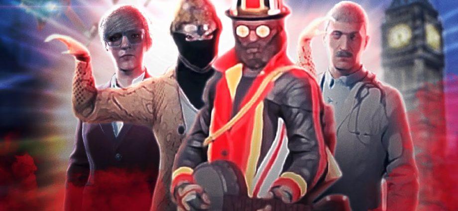 Quatre Britanniques maladroits tentent de sauver Londres | Watch Dogs : Legion Online #ad
