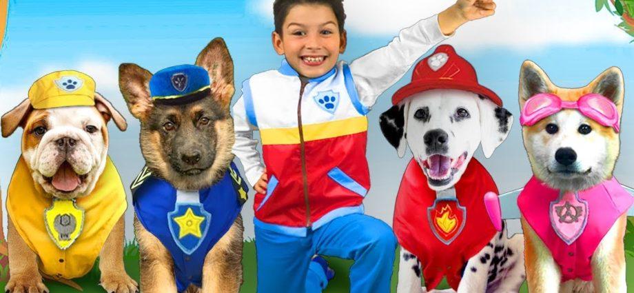 Max et Doggies aide Sasha à sauver ses jouets