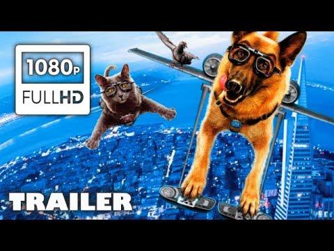 Chats et Chiens : la vengeance de Kitty Galore (2010)   Bande-annonce du film   Full HD   1080p
