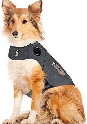 Thundershirt Anxiety Relief Dog Coat (Size: Large)