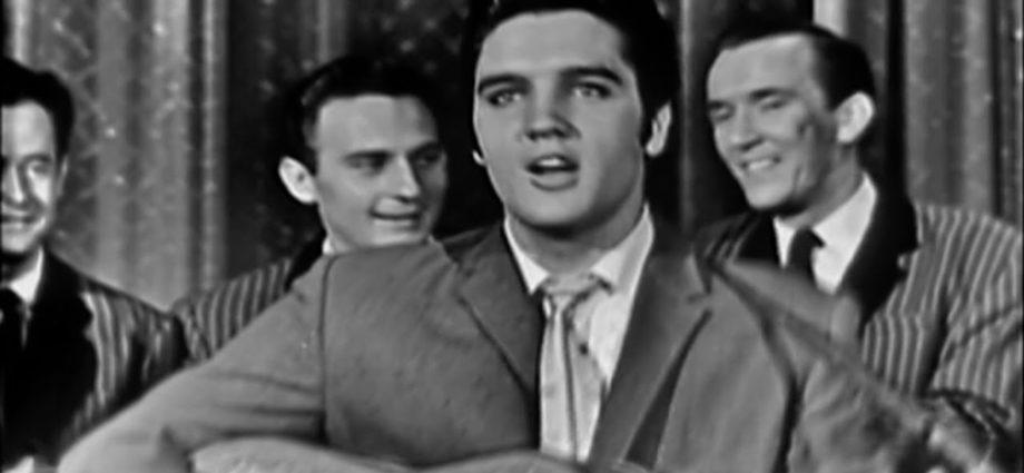 "Elvis Presley ""Hound Dog"" (28 octobre 1956) sur le Ed Sullivan Show"